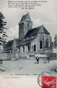 Vesly avant 1918
