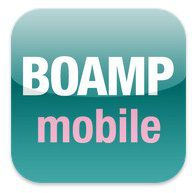 Icone de l'applmication pour smartphone BOAMPmobile