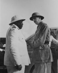 DeGaulle in Chad