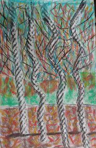 forêt d'automne Irina