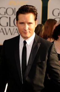 Peter Facinelli - Golden Globes Red Carpet 2