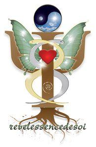 Logo avec revelessencedesoi