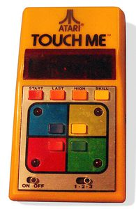 Touch me pocket Atari