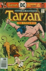 E Rice Burroughs Tarzan