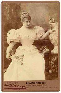 russell lillian 1894