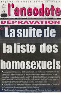 Une Homosexualité 3