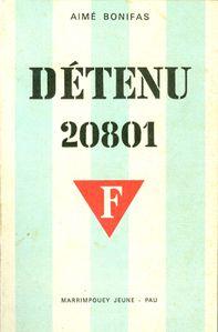 Détenu 20801