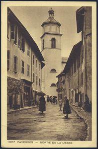 Rue Nicolas Blanc 1945
