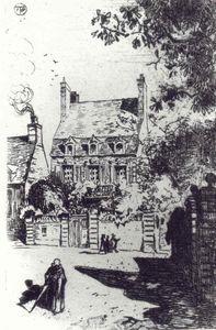 Buhot, la maison d'Orléans