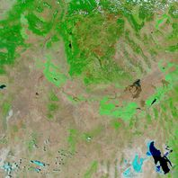 Terra - MODIS - Incendie Idaho - 06-08-2013 - 721
