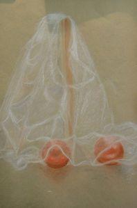 Drapé -Dessin - Peinture - Atelier de Flo 08 - 17
