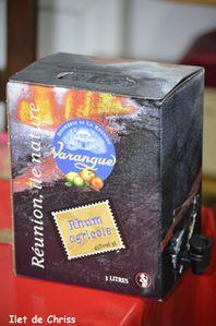 RHUM ARRANGE FRUITS DE LA PASSION (5) IDC 1