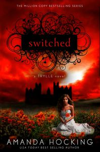 SWITCHED tylle novel amanda hocking