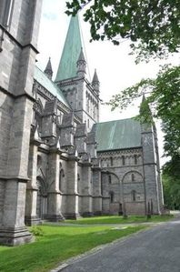 44 - Trondheim - cathedrale (6)