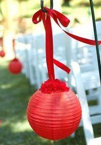 décor mariage thème asie