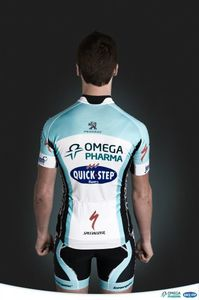 Omega pharma quick-step jersey 2