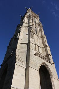 tour saint jacques, paris