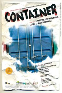 Affiche CONTAINER