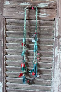 903 - Collier Sautoir Made in Paulette
