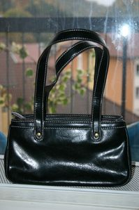 Sac a main Nine West noir 02