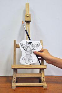 Photo-dessin Atelier de Flo Emilie