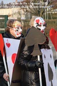 Carnaval Donchery 2013 Alice aux pays des Merveilles Flo Megardon16