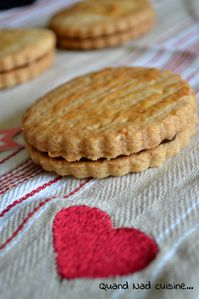 Biscuits princiers