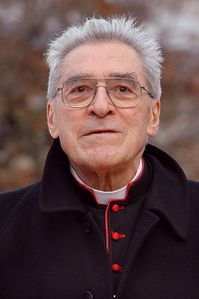 Mgr Lustiger (Card.)