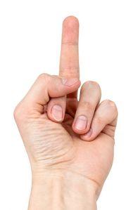 doigt-dhonneur