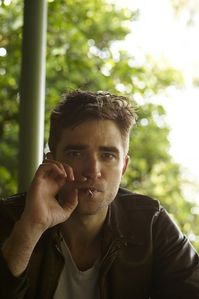 Robert Pattinson TV week photoshoot outtake 2