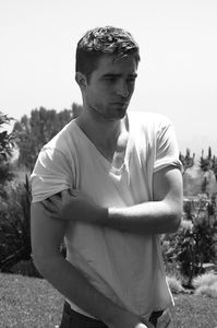 Robert Pattinson TV week photoshoot outtake 5