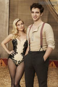Robert Pattinson + Reese Witherspoon - EW Photoshoot 4
