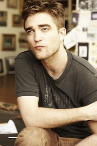 Robert Pattinson - TV Magazine Outtake 3