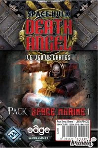 death angel pack space marine