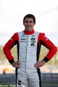Virgin - Robert Wickens