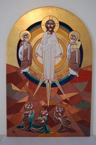 transfiguration copte