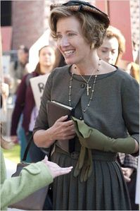Emma Thompson - Mme Lincoln
