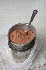 Cacao cru poudre1