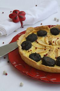 tarte pommes boudin (16)