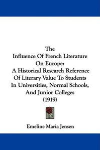 the influence of french literature on europe v2