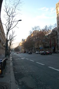 Paris les gds boulevards