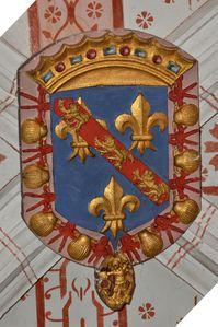 Blason de Louis de Bourbon