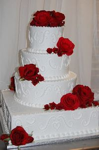 Do You Plan Your Wedding Well Using Christmas Wedding Cakes