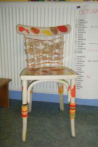 chaise après