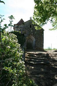 Entrée Eglise St Fiacre