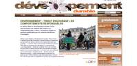 communaute developpement durable info