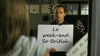 Le week-end so british