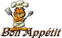 Bon appétit garfielf