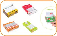 distributeur de notes adhesives post-it