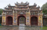 Vietnam, Hué, dans la Cité impériale